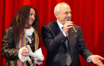 """Al Giornalista Nicola Ciaramella la """"Croce della Pace"""""""